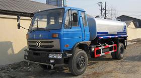8吨东风145绿化喷洒车